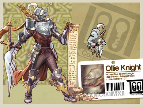 Ollie Knight