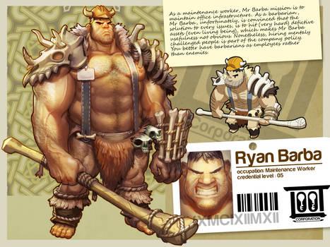 Ryan Barba