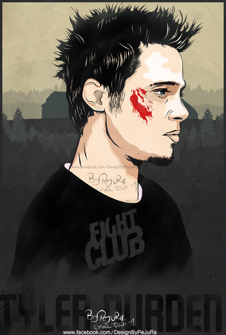 tyler durden design - photo #37