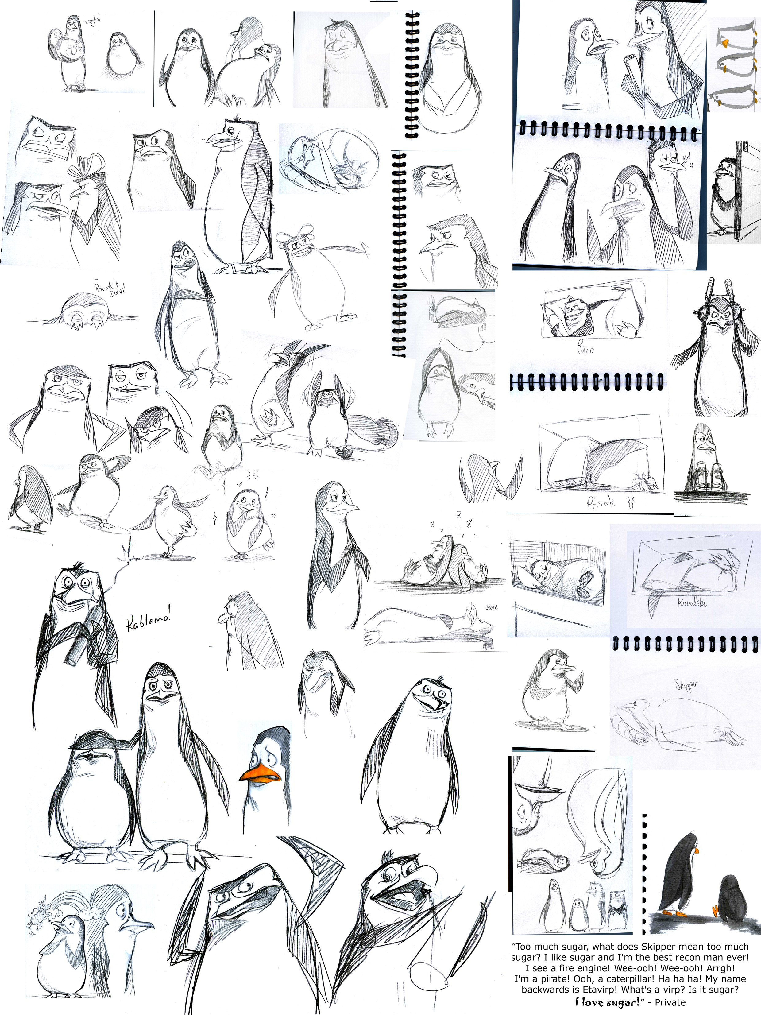 Pictures Penguins of Madagascar Penguins of Madagascar Omfg by