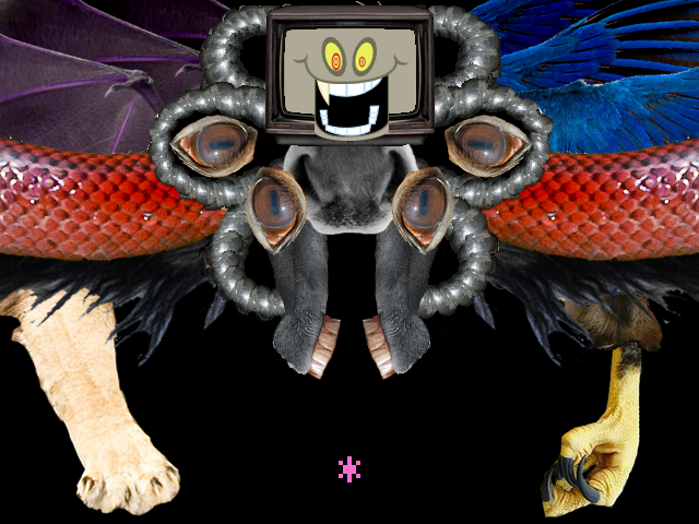 [Undertale Spoilers] Photoshop Discord by Dalekolt
