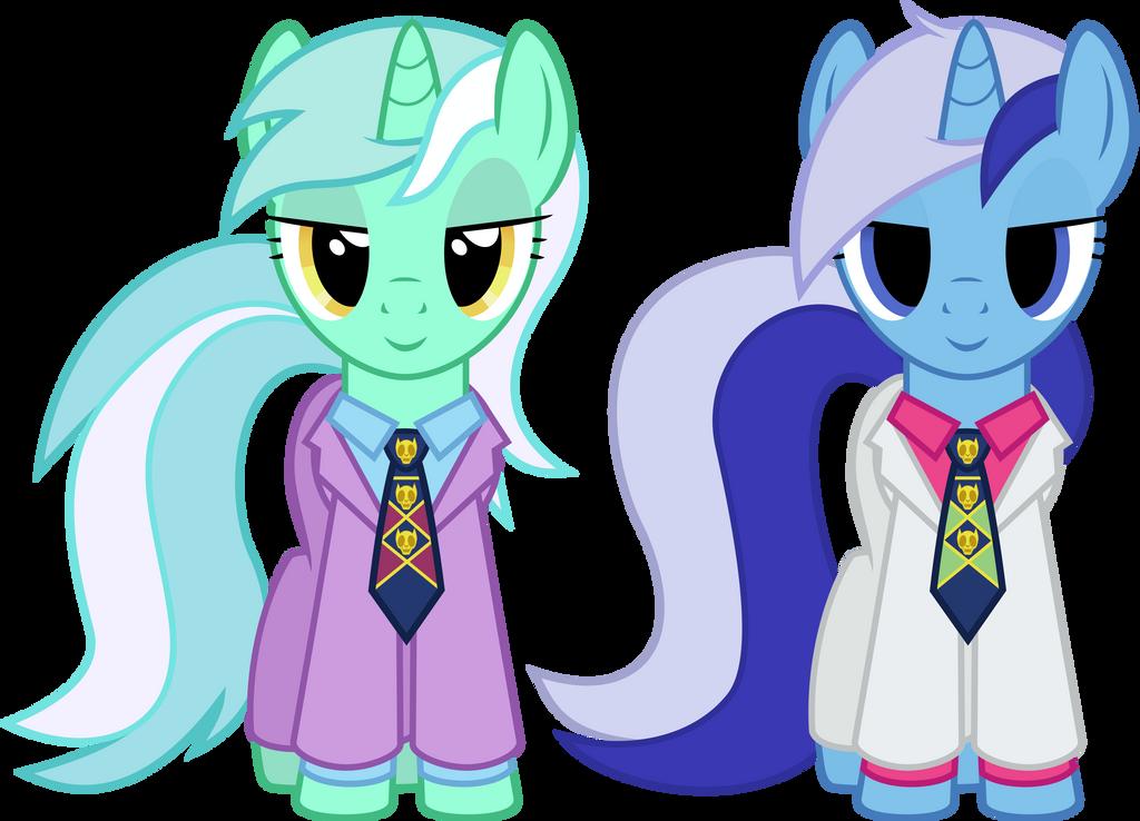 Yoshikage Lyra and Colgatu Kawajiri by Dalekolt