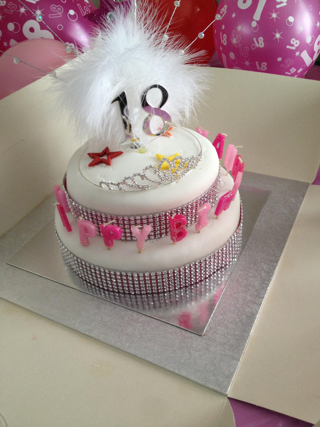18th birthday cakes order online