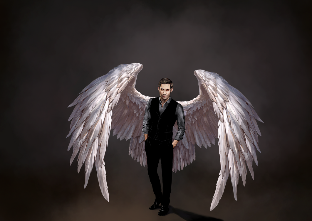 Lucifer Morningstar by Tricksterkat209 on DeviantArt