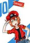 Red Blood cell - Hataraku Saibou