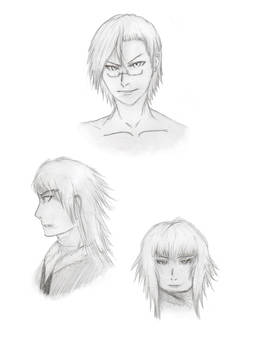 Character Sketches 6