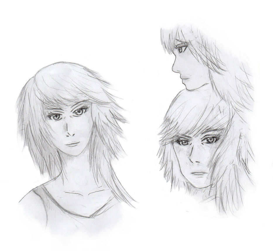 Character Sketches 7