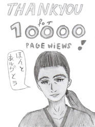 10000 pageviews - thank you