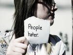People Hater.