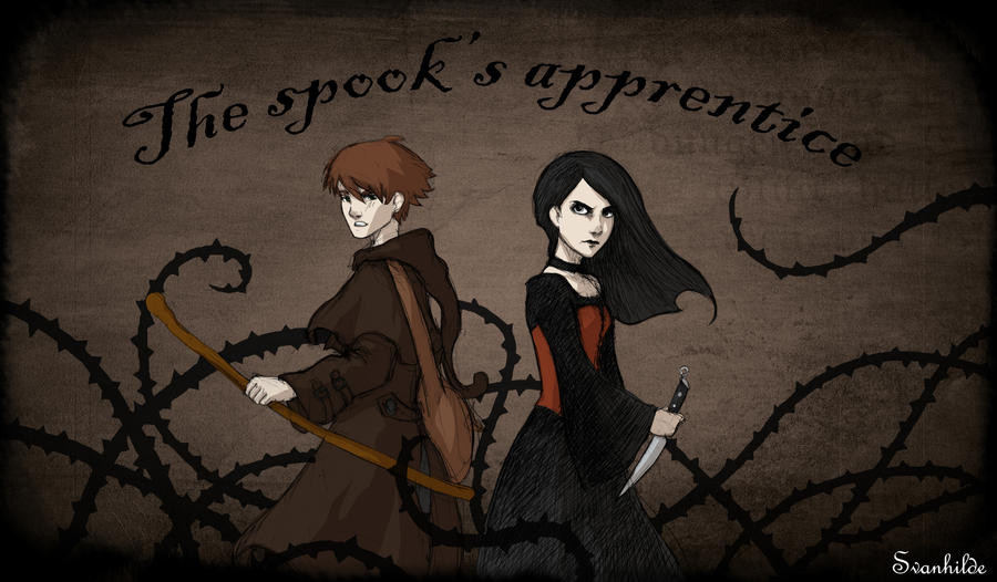 Spook's apprentice by Svanhilde