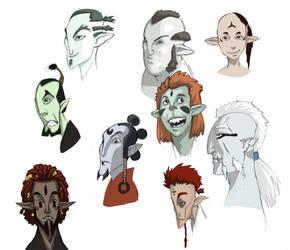 Hairstyles by Svanhilde