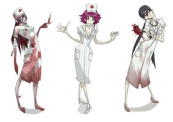 devil nurse by Svanhilde