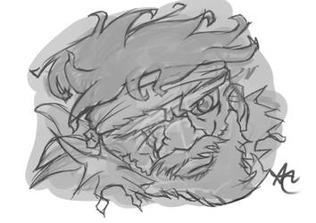 sketch Dwarf