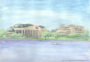 Museum of Civilization by MapleRose