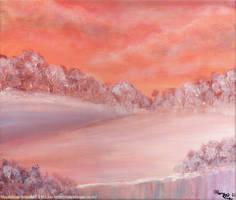 Winter Dusk by MapleRose