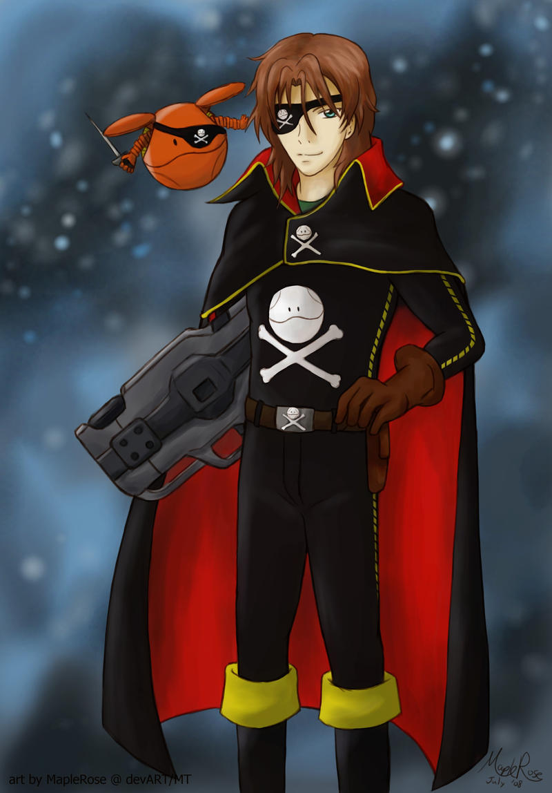 G00: The Space Pirate