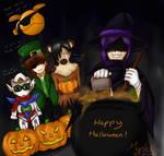 G00 - Meisters' Halloween