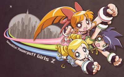 PPGZ - Demashita yo by MapleRose