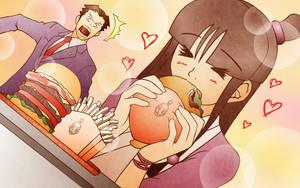 PW - I love burgers