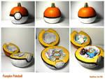 Pumpkin Pokeball