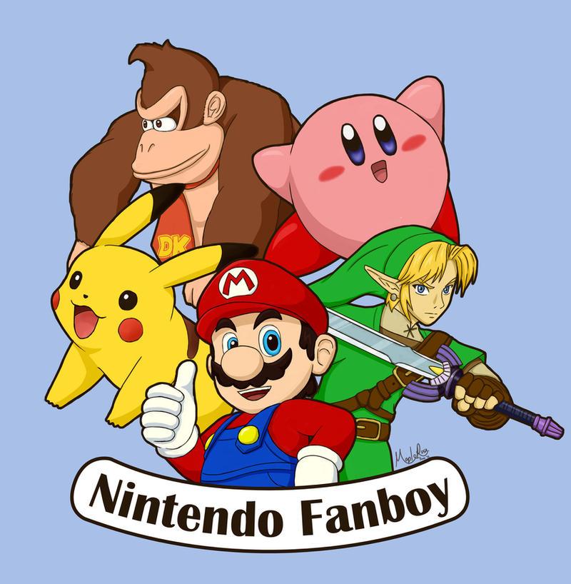 Je pense être le seul à l'avoir… - Page 3 Nintendo_fanboy_by_maplerose-d3iduuf