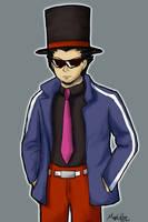 Professor Phoenix Sissel Hyde by MapleRose