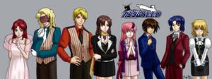 Gundam Seed x Gyakuten Saiban (Ace Attorney)