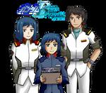 GBF x GS - Iori Family Cosplay