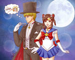 GS  - Sailor Moon by MapleRose