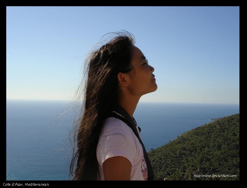 Feeling the Breeze by MapleRose