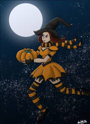 Witchy Adel