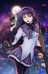 Urban Magica - Akemi Homura