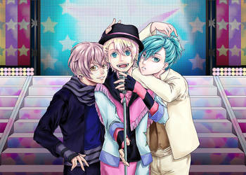 UtaPri Cutie Trio
