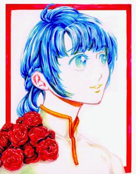 [rkgk] blue + rose