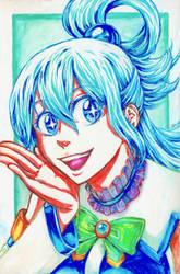 (Konosuba) Damegami! Aqua