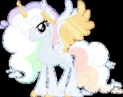 Princess Cirrus by cottoncandydeer