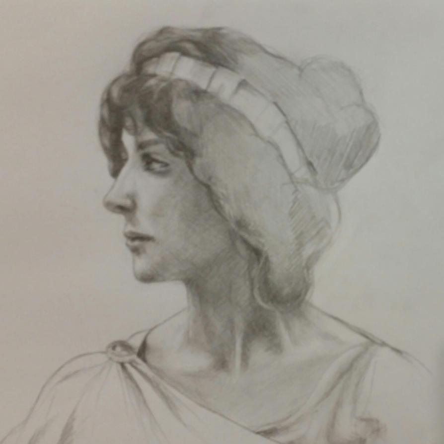 Homework... (graphite) by EugeneTheCounter