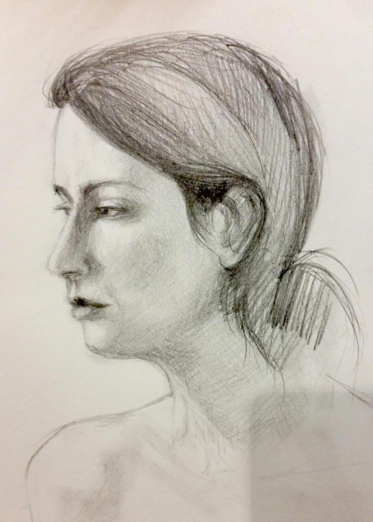 Sara by EugeneTheCounter