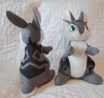 Rise of the Guardians: Bunnymund Plush