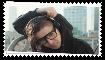 Skrillex stamp by rockstarcrossing