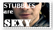 Stubbles are SEXY Stamp by rockstarcrossing