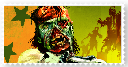 Red Dead Redemption: Undead Nightmare Stamp by rockstarcrossing