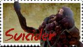 Dead Island - Suicider Stamp by WreckItSkrillex