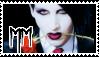 Marilyn Manson Stamp by rockstarcrossing