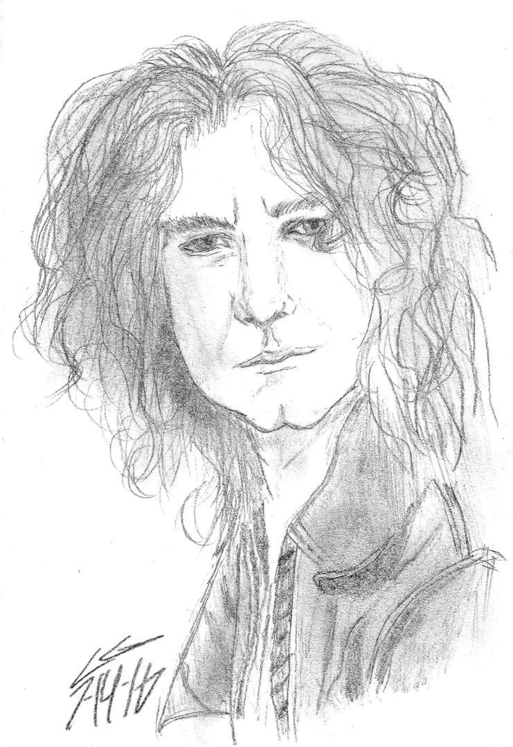 Robert Plant by rockstarcrossing