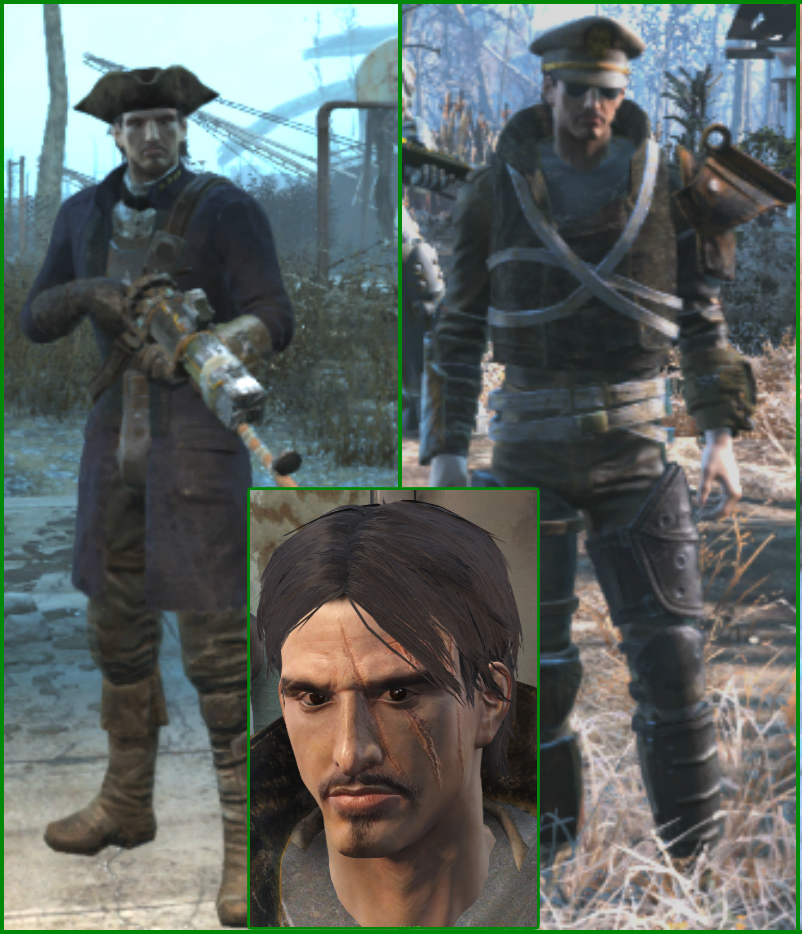 Fallout  Rifleman Character Build