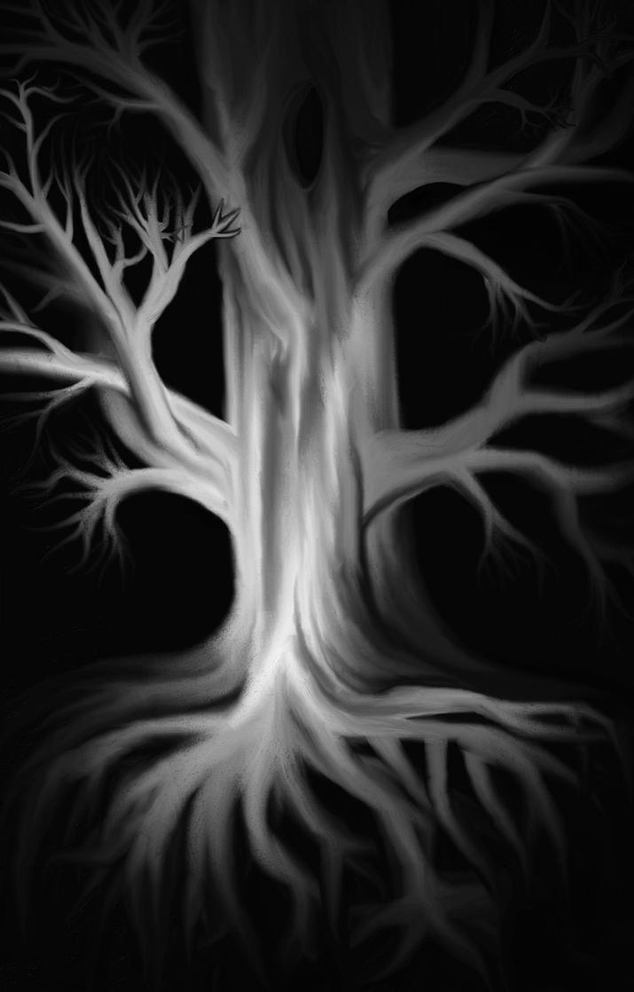 Rooted Branches by CrimsonNirvana