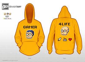 GAMER 4 LIFE - 8 bit challenge