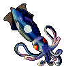 Mr. Squid [new character?] by Th3Frgt10Warrior