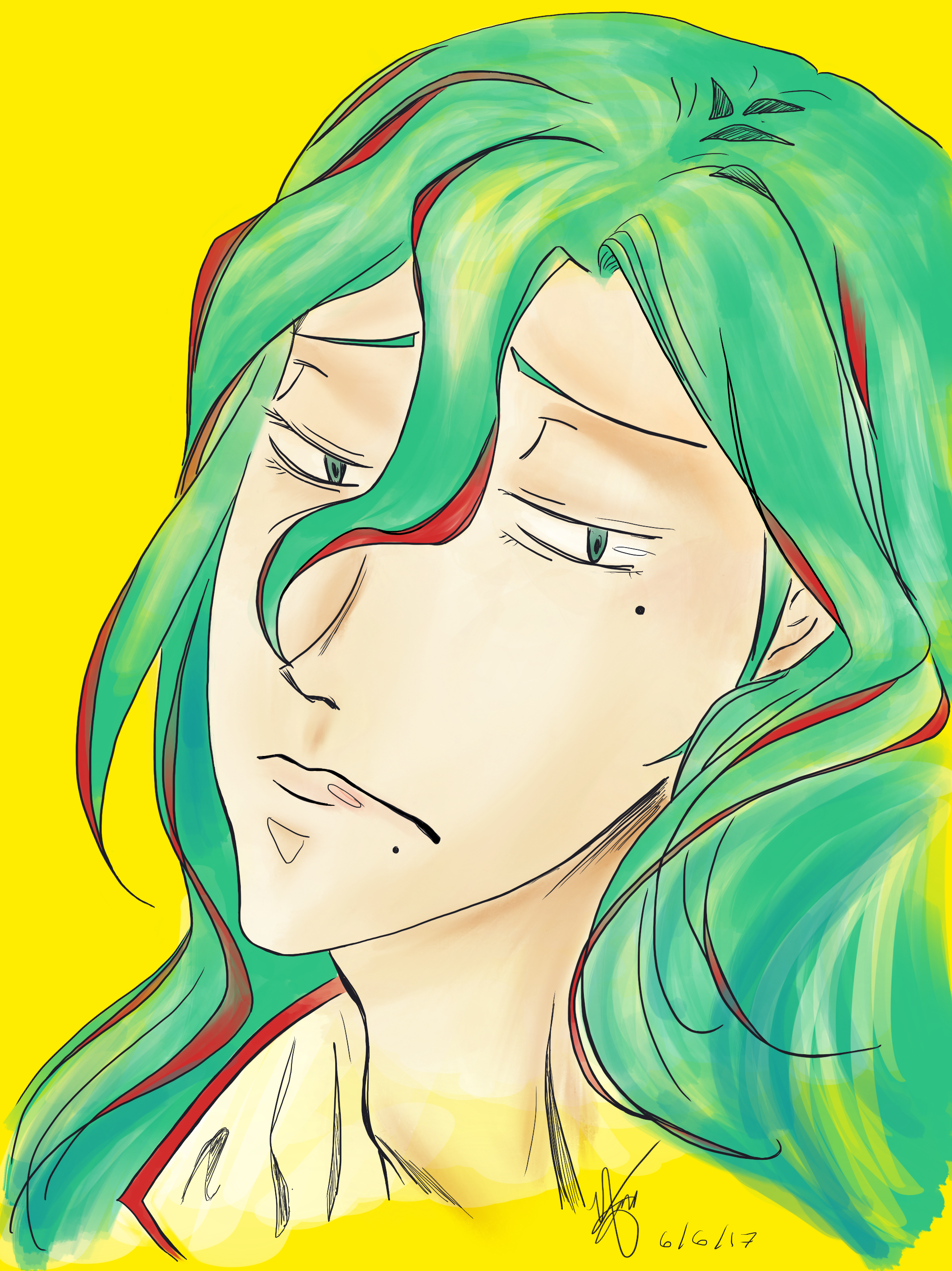 Makishima Yuusuke by scarletwilight